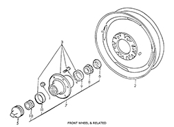 View all further Wiring Diagram For Ford Naa Jubilee Tractor besides 8n Ford Tractor Engine Firing Order likewise 8n Pto Diagram likewise Ford 2N 8N 9N Assemblies ep 45 1. on 8n ford tractor rear axle diagram