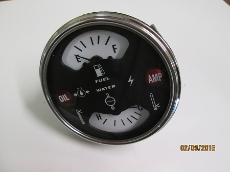 New Aftermarket International Cluster Gauge with out     IH