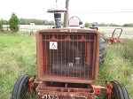 Used Allis Chalmers Front Grille