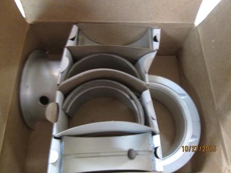 New Replacement International Farmall Main bearings