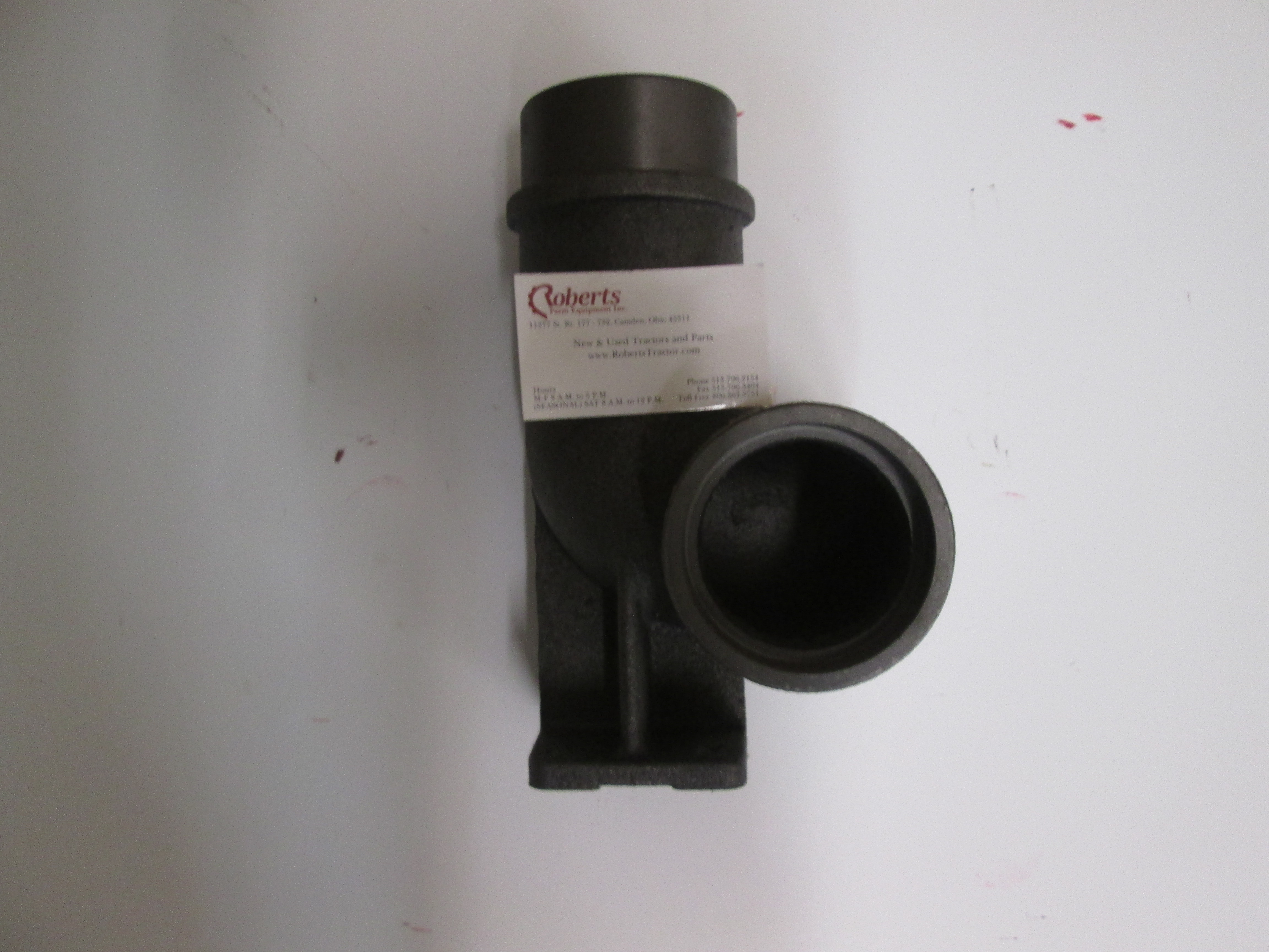 Massey Ferguson 1105, Late 1130, 1135 Exhaust Elbow 4-1/2