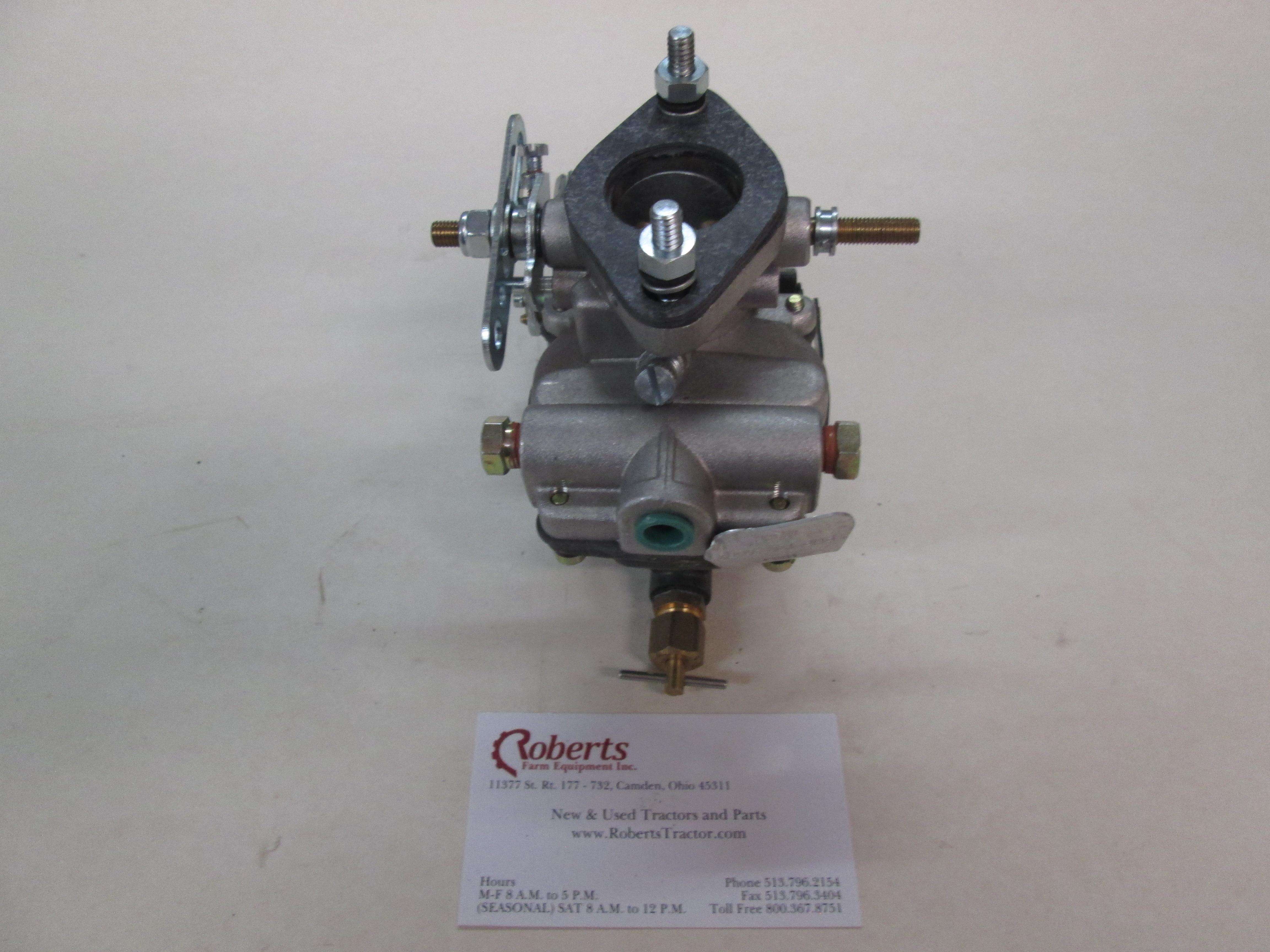 Allis Chalmers CA D14 D15 H3 Carburetor
