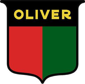 Oliver White Parts