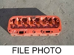 Allis Chalmers Tractor Repaired Cylinder Head