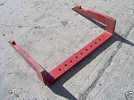 Farmall International Tractor Fast Hitch Drawbar CFH