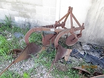 Used 3 point 3pt 2 Bottom Plow