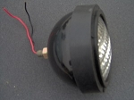 White Tractor Fender Light with LED