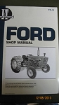 Ford Tractor I&T Shop Manual