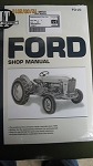 Ford Tractor I&T Shop Manuals