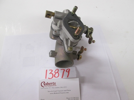 ford naa jubilee carburetor replacement