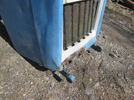 Ford 1900 compact Tractor Hood