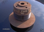 International Tractor Water Pump Flange
