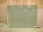 John Deere Tractor Cab Side Glass