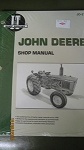 John Deere Tractor I&T Shop Manual