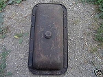 Massey Harris Tractor Pony Engine Oil Pan N62