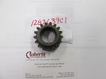 International 244, 245, 254 Front Drive Gear