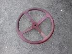 Farmall F12 Steering Wheel