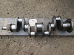 Massey Ferguson 65, 165 Perkins 203 Crank Shaft