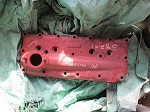 Avery Tractor LXK3 Solid Bare Cylinder Head