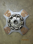 Rebuilt International 656 Clutch Disc