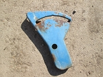 Ford 5000, 5200, 7000, 7200 Outer Hydraulic Panel