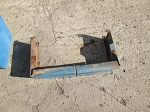 Ford 5000, 5200, 7000, 7200 Front Radiator Lower Extension