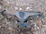 Ford 2030, 4030, 4040, Industrial Front Axle