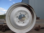 Compact tractor rim  4 3/4