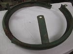 John Deere Fly wheel guard