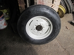 6:50 x 16 Tire & 6 lug Rim International
