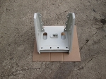 John Deere 5500, 5400, 5300, 5200, 5410 Rear Drawbar Bracket
