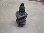 Ford 1100, 1200, 1300 Crankshaft