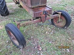 Used Allis Chalmers WD WD45 Wide Front