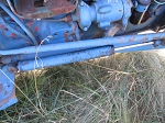 Ford 600, 800, 2000, 3000, 4000 Steering Cylinder