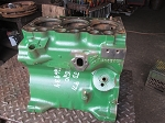 John Deere Tractor Cylinder Block Fits: 1020 and 300