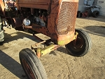 Allis Chalmers D17 Wide Front Axle Assembly