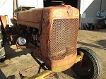 Allis Chalmers D17 Grille Screen