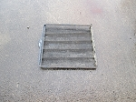 Deutz Allis 5230 Front Grille Screen