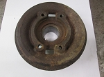 International 454 464 574 Crankshaft Pulley