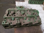 John Deere Tractor 5310 and 6400 Solid Bare Cylinder Head