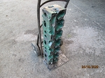 John Deere Tractor 4320 and 4620 Repaired Cylinder Head