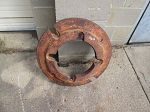 Minneapolis Moline Rear Starter Wheel Weight