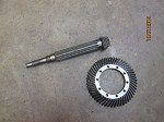 New Aftermarket Ring Gear & Pinion for Oliver Tractor