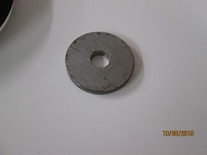 New Replacement Farmall Drawbar Pin Lock Plate
