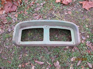 Used Farmall 460 560 Upper Grille Housing
