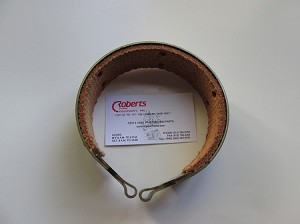 Brake Band Assembly with Lining Case Tractor/IH Cub