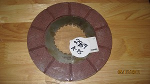 Case Bake Disc 1975469C1