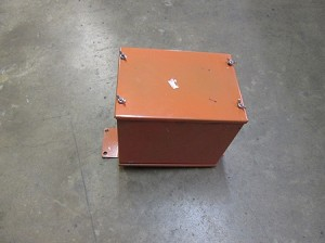 New Aftermarket WD WD45 Battery Box