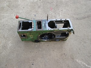 John Deere 1050 Transmission Housing