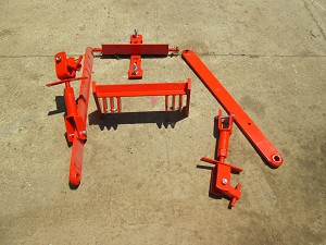 Allis Chalmers Wd Wd45 3-point Hitch